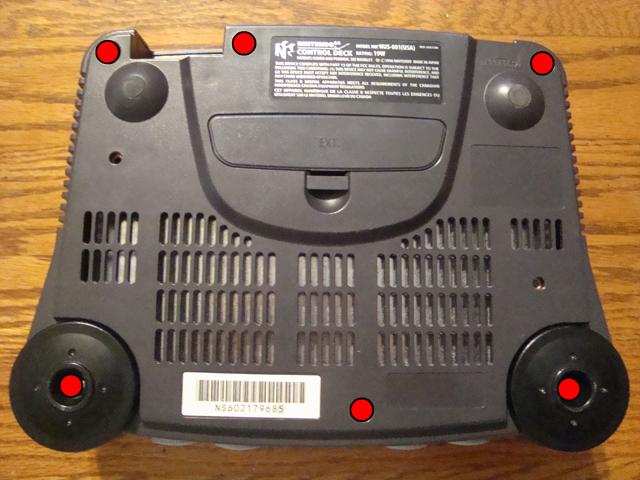 Nintendo 64 Wiring Diagram - Go Wiring Diagrams on