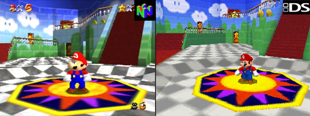 Planned All Along: Super Mario 64 DS (Part 1)